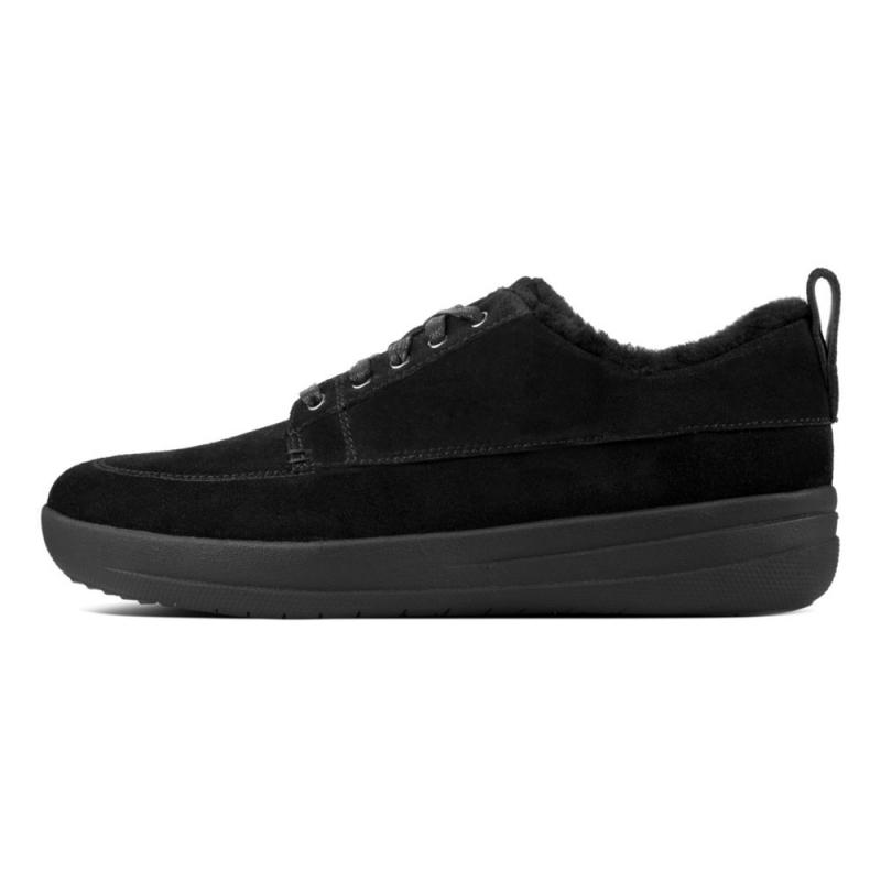 Shoescape Skor Stockholm Fitflop: Sneaker, Glenda Shearling