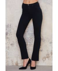 Olivia High Boot Jeans Black LONG