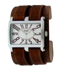 EOS New York 19L Men`s TRENDSETTER Watch, chocolate