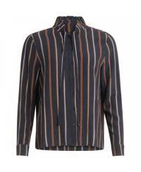 Coster Copenhagen Shirt in stripe print