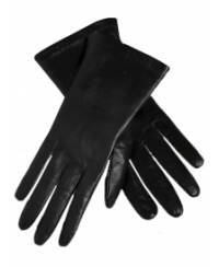 1000 Women`s Lambnappa Gloves, black