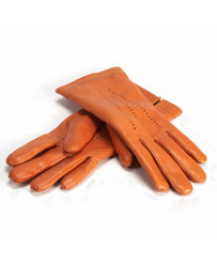 1000 Women`s Lambnappa Gloves, cognac